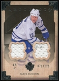 2013-14 Upper Deck Artifacts Jerseys #56 Mats Sundin /125