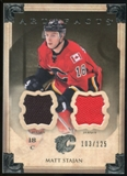 2013-14 Upper Deck Artifacts Jerseys #59 Matt Stajan /125
