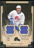 2013-14 Upper Deck Artifacts Jerseys #63 Michel Goulet /125