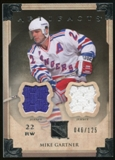2013-14 Upper Deck Artifacts Jerseys #64 Mike Gartner /125