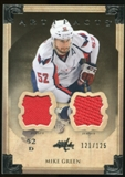 2013-14 Upper Deck Artifacts Jerseys #65 Mike Green /125