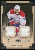 2013-14 Upper Deck Artifacts Jerseys #67 Mike Ribeiro /125
