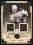 2013-14 Upper Deck Artifacts Jerseys #71 Nathan Horton /125