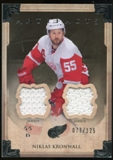 2013-14 Upper Deck Artifacts Jerseys #75 Niklas Kronwall /125