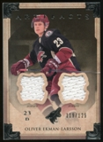 2013-14 Upper Deck Artifacts Jerseys #76 Oliver Ekman-Larsson /125
