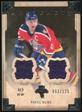 2013-14 Upper Deck Artifacts Jerseys #84 Pavel Bure /125