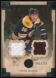 2013-14 Upper Deck Artifacts Jerseys #96 Tyler Seguin /125