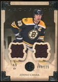 2013-14 Upper Deck Artifacts Jerseys #100 Zdeno Chara /125