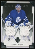 2013-14 Upper Deck Artifacts Jerseys #109 Curtis Joseph G /125