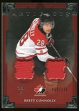 2013-14 Upper Deck Artifacts Jerseys #126 Brett Connolly TC /125