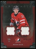 2013-14 Upper Deck Artifacts Jerseys #142 Keith Aulie TC /125