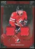 2013-14 Upper Deck Artifacts Jerseys #145 Ryan Johansen TC /125