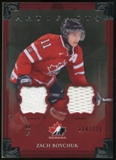 2013-14 Upper Deck Artifacts Jerseys #150 Zach Boychuk TC /125
