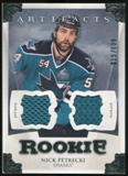 2013-14 Upper Deck Artifacts Jerseys #184 Nick Petrecki /125
