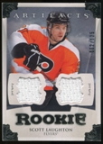 2013-14 Upper Deck Artifacts Jerseys #193 Scott Laughton /125