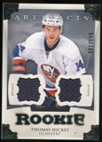 2013-14 Upper Deck Artifacts Jerseys #195 Thomas Hickey /125