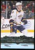 2014/15 Upper Deck #231 Colton Sissons YG RC