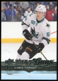 2014/15 Upper Deck #240 Chris Tierney YG RC