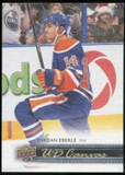 2014/15 Upper Deck Canvas #C35 Jordan Eberle