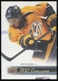 2014/15 Upper Deck Canvas #C48 Seth Jones