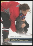 2014/15 Upper Deck Canvas #C18 Duncan Keith