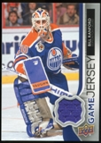 2014/15 Upper Deck Game Jerseys #GJRA Bill Ranford C