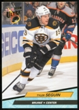 2012/13 Upper Deck Fleer Retro 1992-93 Ultra #923 Tyler Seguin