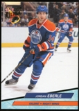 2012/13 Upper Deck Fleer Retro 1992-93 Ultra #929 Jordan Eberle