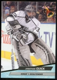 2012/13 Upper Deck Fleer Retro 1992-93 Ultra #9212 Jonathan Quick
