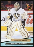 2012/13 Upper Deck Fleer Retro 1992-93 Ultra #9221 Marc-Andre Fleury
