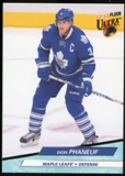 2012/13 Upper Deck Fleer Retro 1992-93 Ultra #9224 Dion Phaneuf