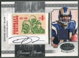 2008 Leaf Certified Materials #14 Donnie Avery Rookie Souvenir Stamps 1969 Stamp Jersey Auto #1/1