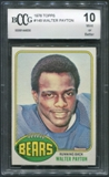 1976 Topps Football #148 Walter Payton Rookie BCCG 10 (Mint or Better) *4630