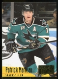 2012/13 Upper Deck Fleer Retro 1994-95 Ultra #9430 Patrick Marleau