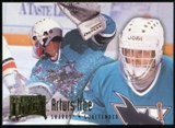 2012/13 Upper Deck Fleer Retro 1994-95 Ultra #9433 Arturs Irbe