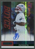 2013 Rookies and Stars Longevity #147 Josh Boyce Rookie Emerald Auto #3/5