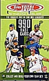 2002 Topps Total Baseball Hobby Box