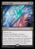 Magic the Gathering Fate Reforged Single Crux of Fate Foil NEAR MINT (NM)