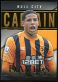 2014/15 Topps English Premier League Gold Captains #CSCD Curtis Davies