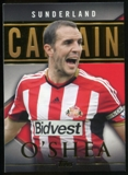 2014/15 Topps English Premier League Gold Captains #CSJO John O'Shea