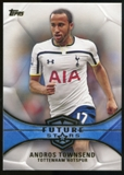 2014/15 Topps English Premier League Gold Future Stars #FSAT Andros Townsend