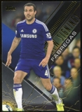 2014/15 Topps English Premier League Gold New Signings #NSCF Cesc Fabregas