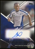 2014/15 Topps English Premier League Gold Premier Autographs #PAAW Andre Wisdom Autograph