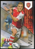 2014/15 Topps English Premier League Gold #5 Jack Wilshere