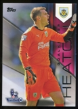 2014/15 Topps English Premier League Gold #17 Tom Heaton