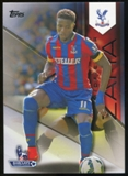 2014/15 Topps English Premier League Gold #38 Wilfried Zaha