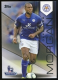 2014/15 Topps English Premier League Gold #55 Wes Morgan