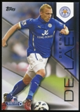 2014/15 Topps English Premier League Gold #56 Ritchie De Laet