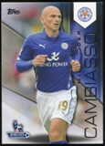 2014/15 Topps English Premier League Gold #59 Esteban Cambiasso