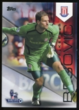 2014/15 Topps English Premier League Gold #109 Asmir Begovic